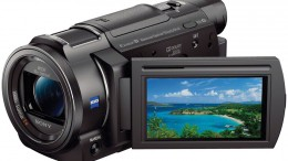 Videocamera afdr-ax33