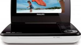 dvd portatile philipps pd7030