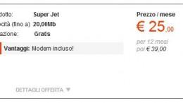 offerta super jet fastweb